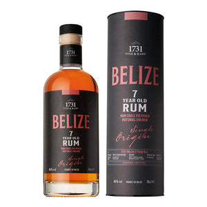 1731 Belize 7 Year Old 70cl 46%