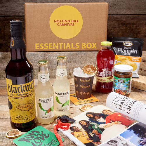Blackwell Fine Jamaican Rum Carnival Essentials Box