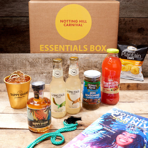 Duppy Share 'Mini' Carnival Essentials Box