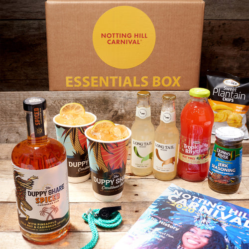 Duppy Share 'Spiced' Carnival Essentials Box
