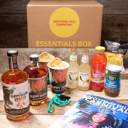 Duppy Share 'Mixed' Carnival Essentials Box