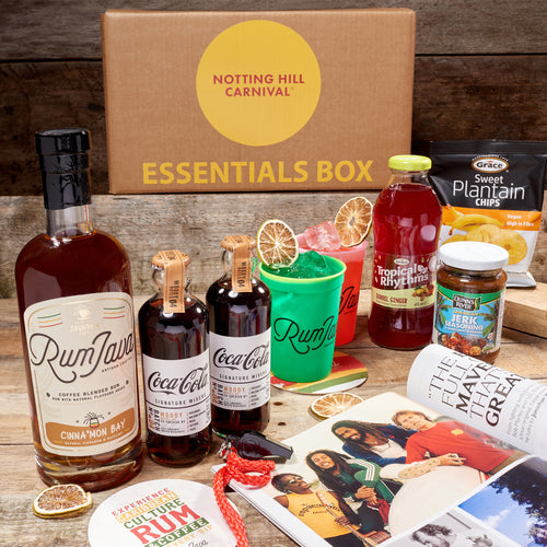 RumJava Cinna'Mon Bay Rum Carnival Essentials Box