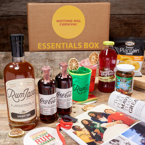 RumJava Signature Coffee Rum Carnival Essentials Box