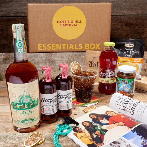 World's End Tiki Spiced Rum Carnival Essentials Box