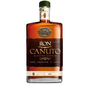 Ron Canuto 7 Year Old Rum 70cl 40%