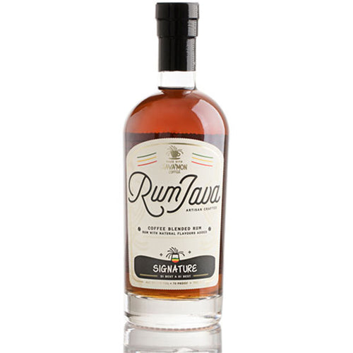 RumJava Coffee Rum 70cl 35% abv