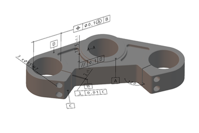 EXPLORE THE 3D TOLERANCING AND ANNOTATION DESIGNER ROLE