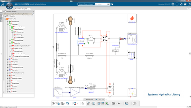 3DEXPERIENCE Dymola - Hydraulics Runtime Library