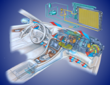 Webinar - Designing Vehicle Thermal Management Systems with Dymola