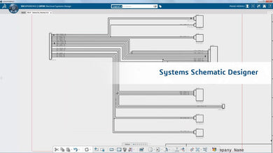 Systems Schematic Designer