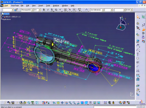 CATIA V5- 3D Master Add ON -FSX