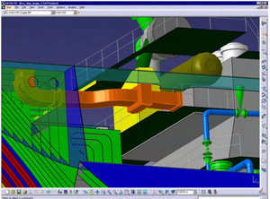 CATIA V5- HVAC Schematic to Design  Add ON -HVE