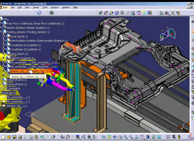 CATIA V5 - Jig and Tooling Creation– JTE