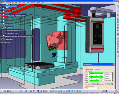 CATIA V5 -Machine Tool Builder– MBX