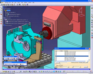 CATIA V5 -Machine Tool Simulation– MTX