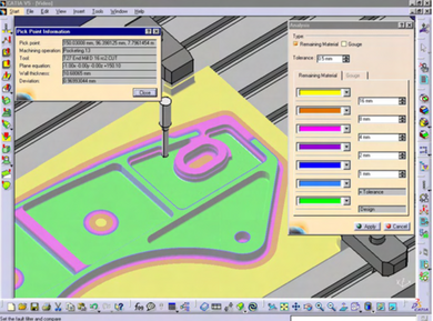 CATIA V5 -NC Machining Verification– NVX