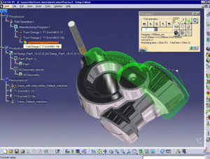 CATIA V5 -Surface Machining– SGE