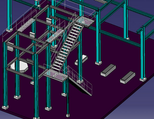 CATIA V5 -Structure and Steel Layout– SSE