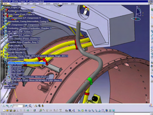 CATIA V5 -Tubing Schematic to Design– TUE