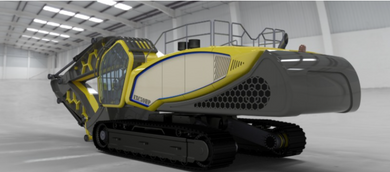 3DEXPERIENCE  Heavy Machinery Digital Modeler (HEMDI-OC)