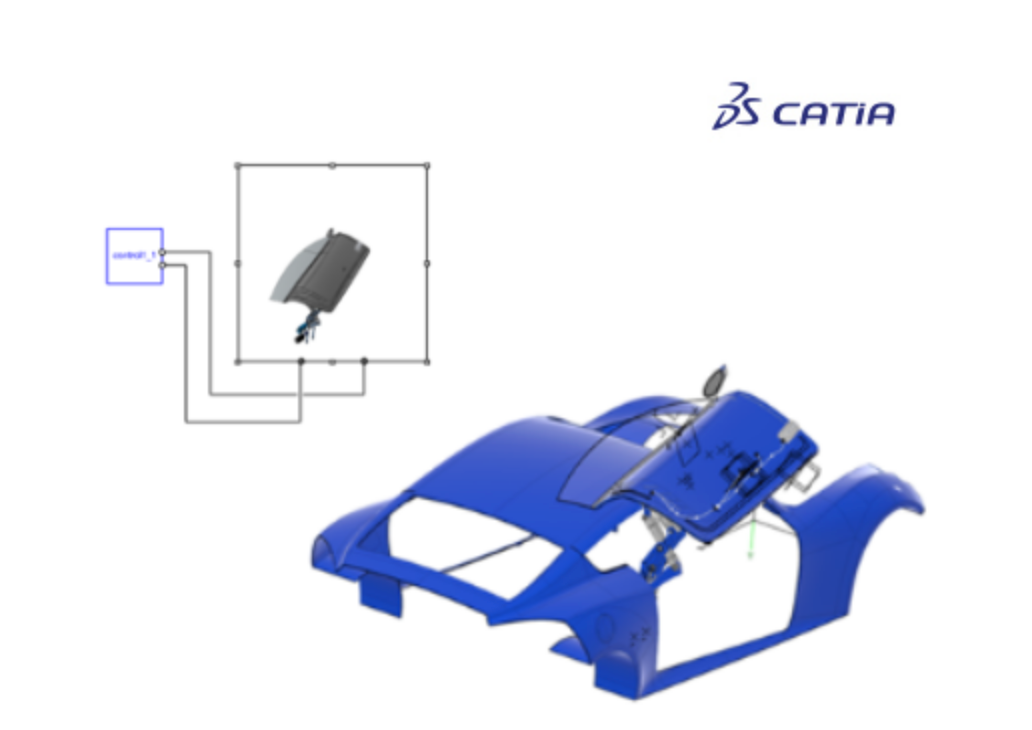 PRACTICE CATIA DYMOLA BEHAVIOR MODELING