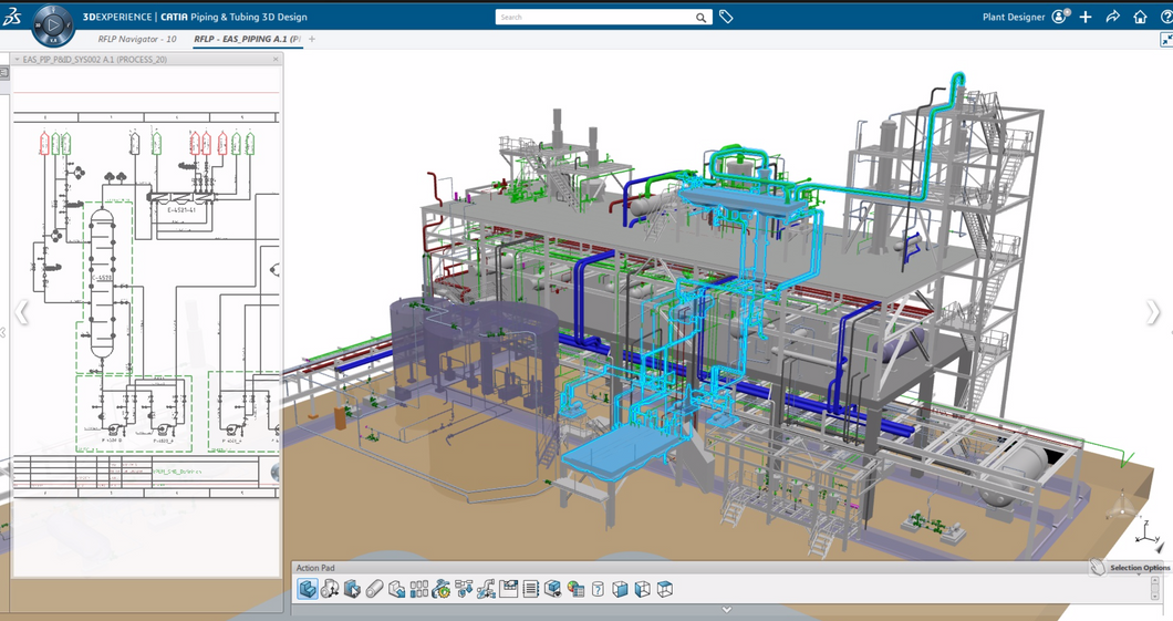 Seamless Plant Design - Piping Webinar