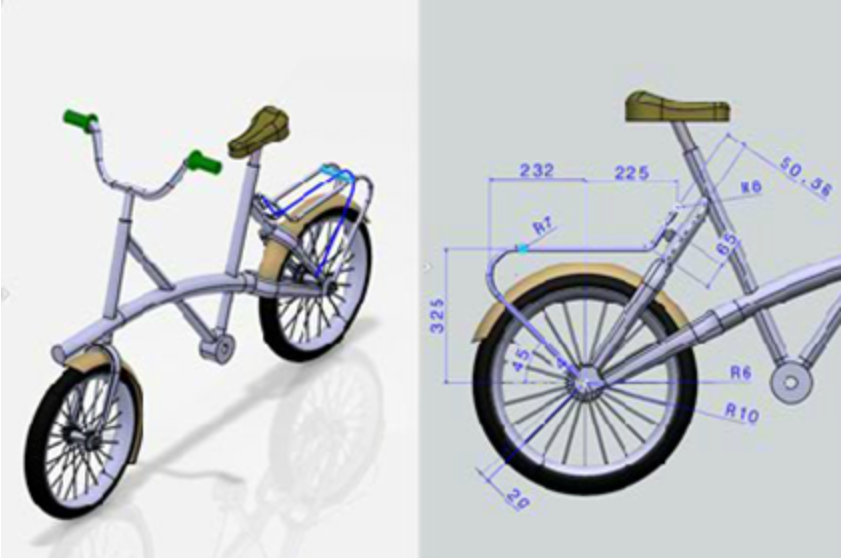 3DEXPERIENCE  CATIA 2D Layout for 3D Design Essentials Training