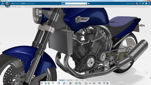 3DEXPERIENCE Mechanical & Shape Designer (MES) Software