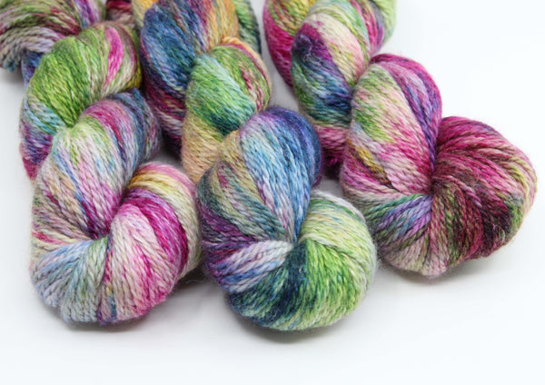 Semi Precious ~ Merlin Worsted NSW ~ Merino Linen 10ply