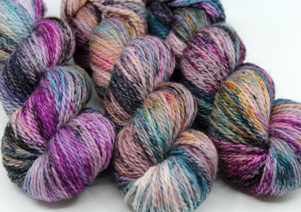 Sumptuous ~ Merlin Worsted ~ Merino Linen 10ply