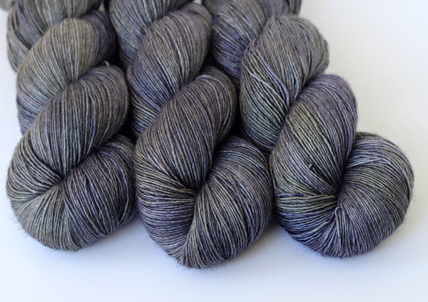 Stormfront ~ Luxe ~ Silky Yak Fingering