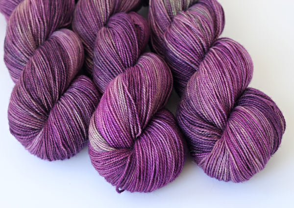 Pinot Harvest ~ Trust ~ High Twist Merino Nylon Sock