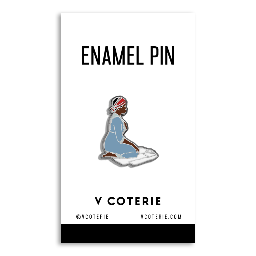 CHARITY PIN | Remembering Anarcha - V Coterie