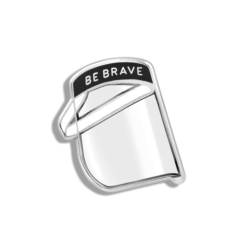 Be Brave Face Shield