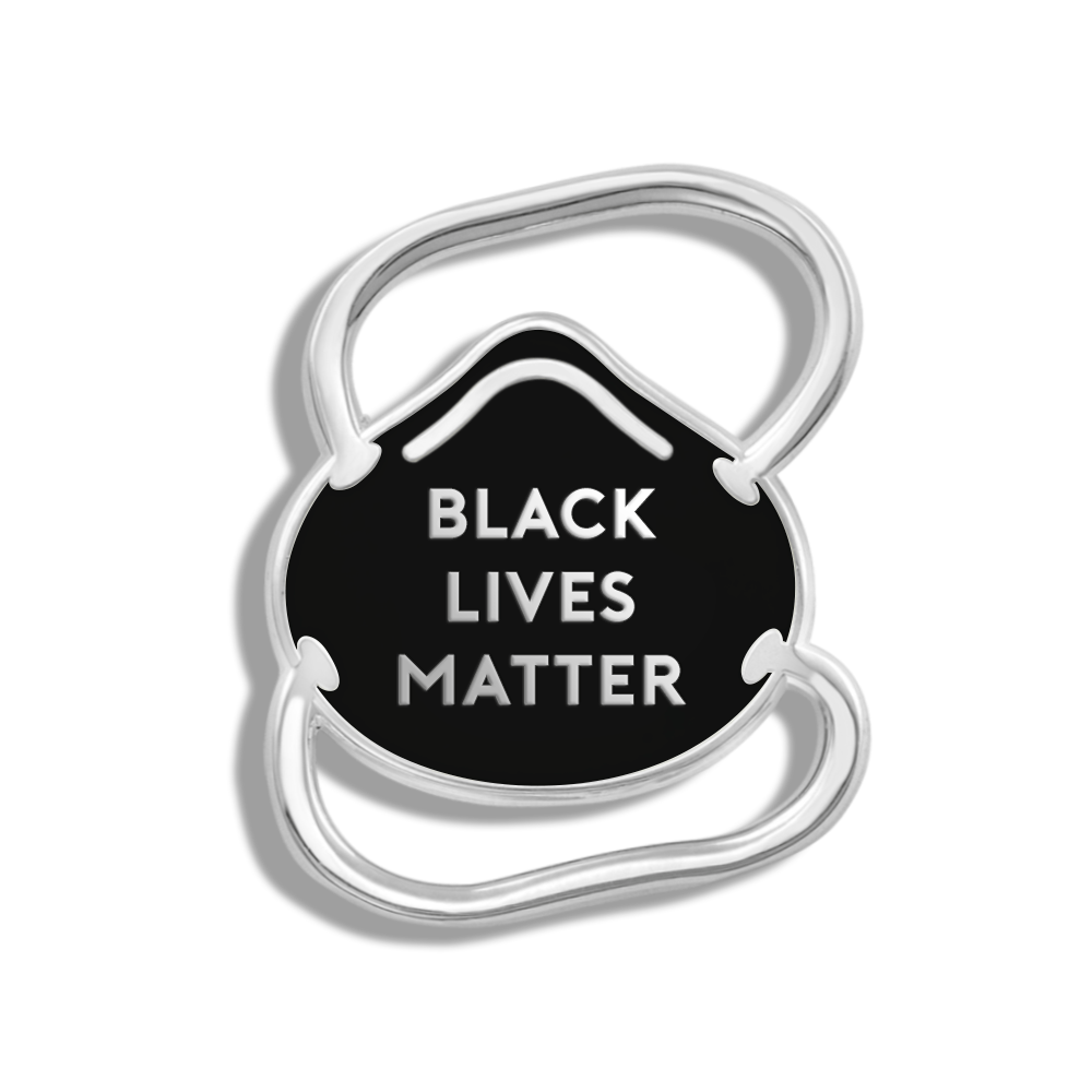 CHARITY PIN | Black Lives Matter N95