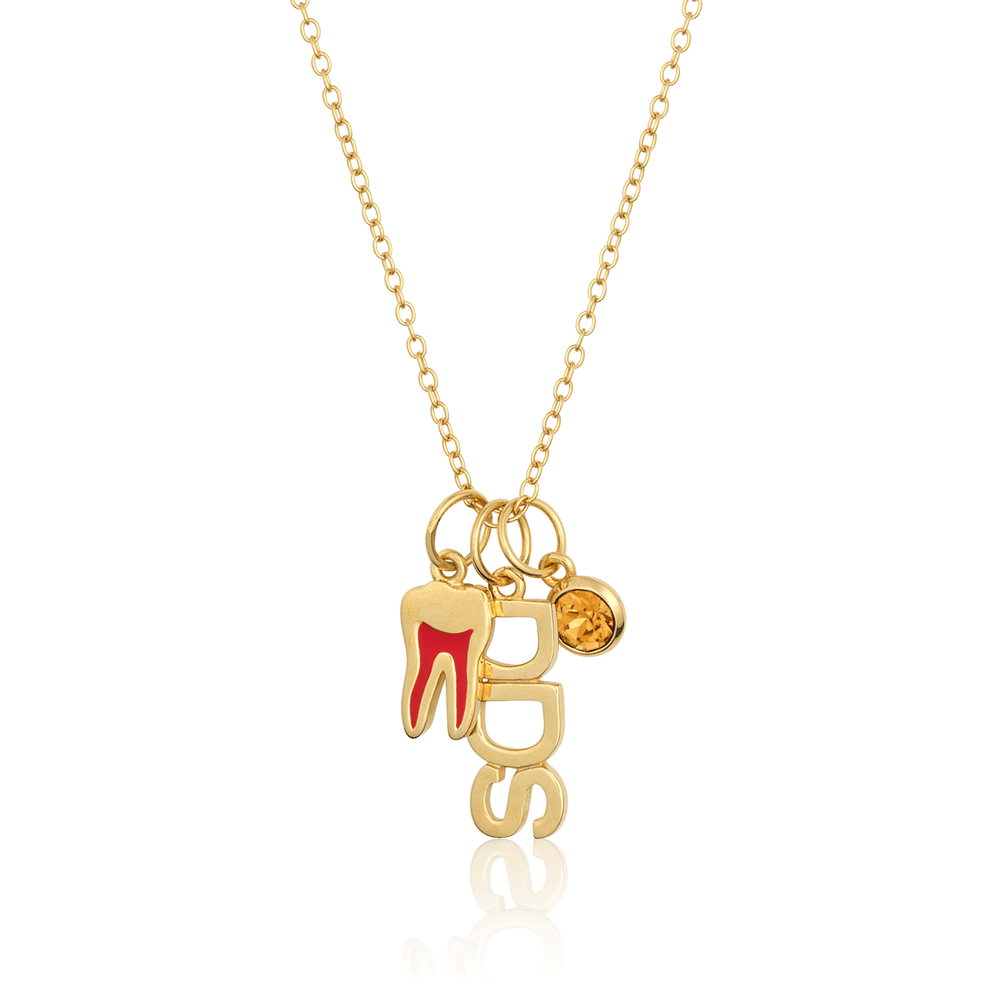 Doctor of Dental Surgery (DDS) Charm - V Coterie