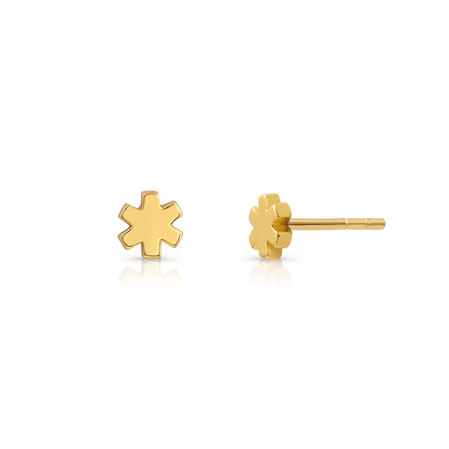Star of Life Studs