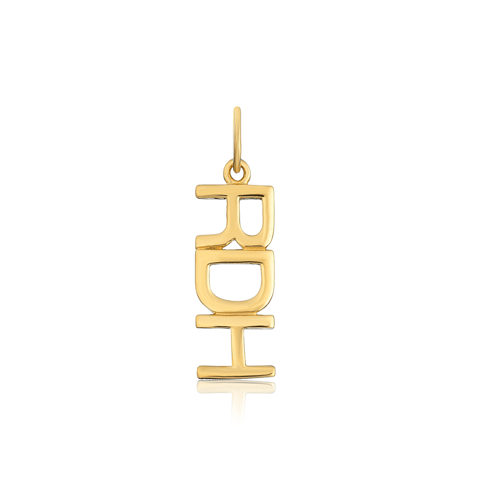 Registered Dental Hygienist (RDH) Charm