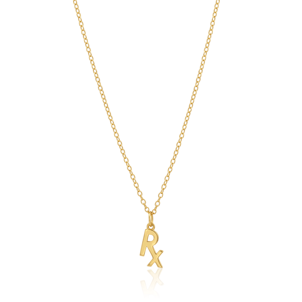 Rx Necklace - V Coterie