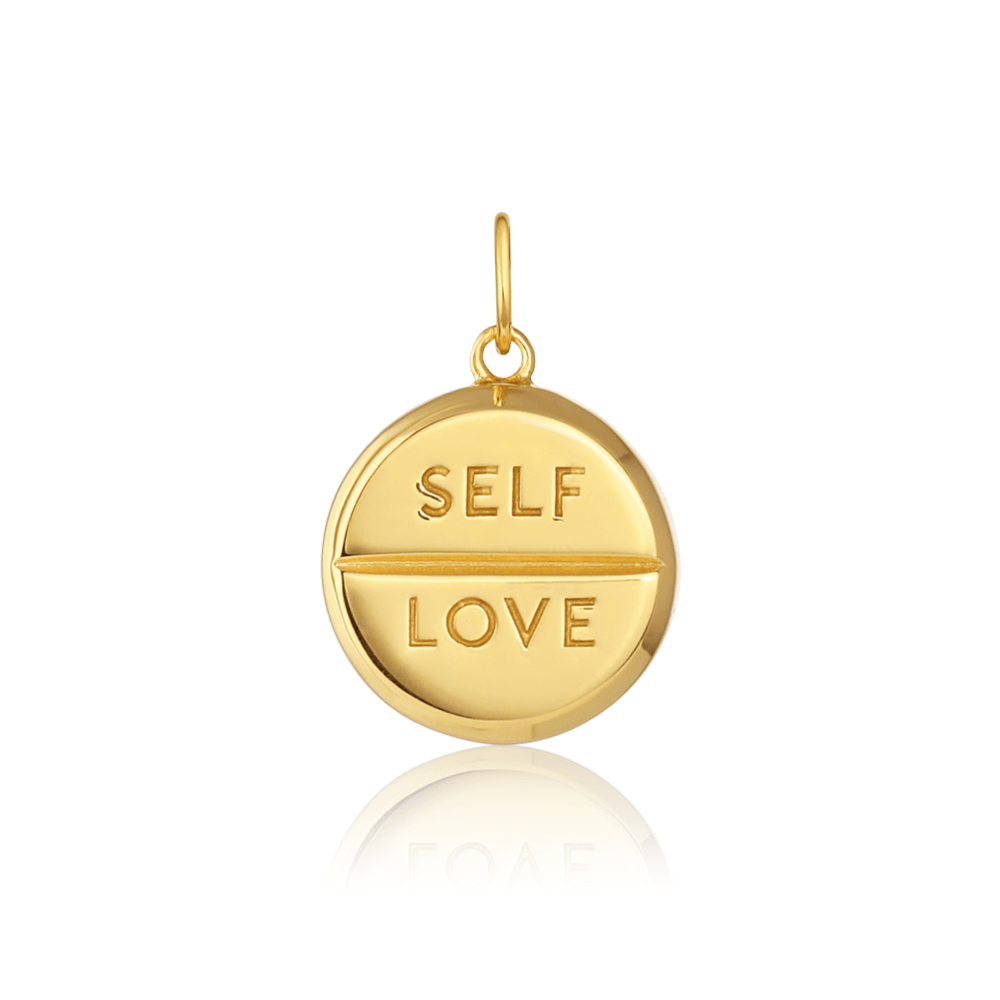 Self-Love / Vitamin Me Pill Charm
