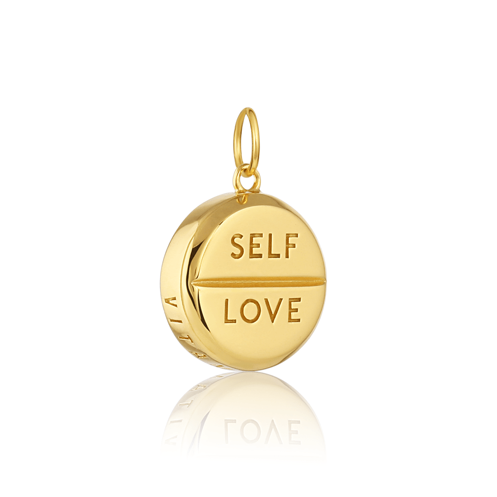 Self-Love / Vitamin Me Pill Charm - V Coterie