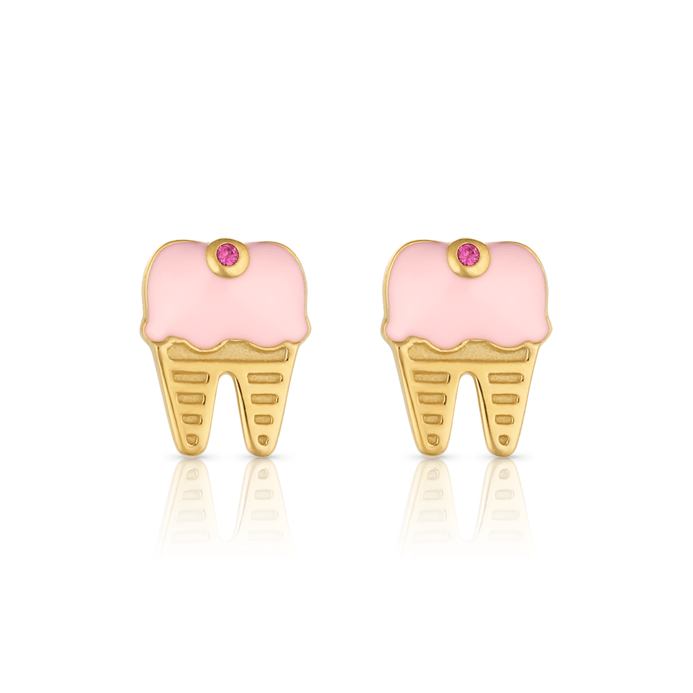 Sweet Tooth Studs