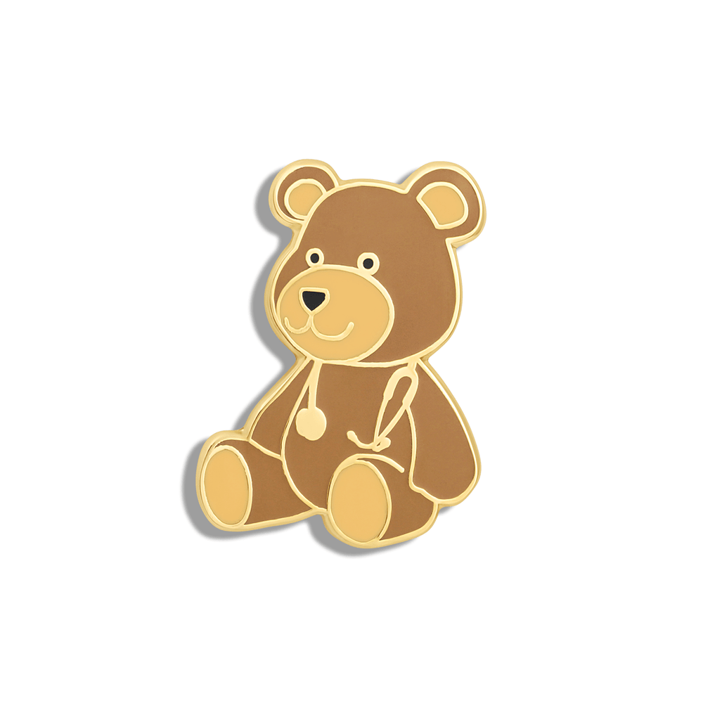 Teddy Bear w/ Stethoscope