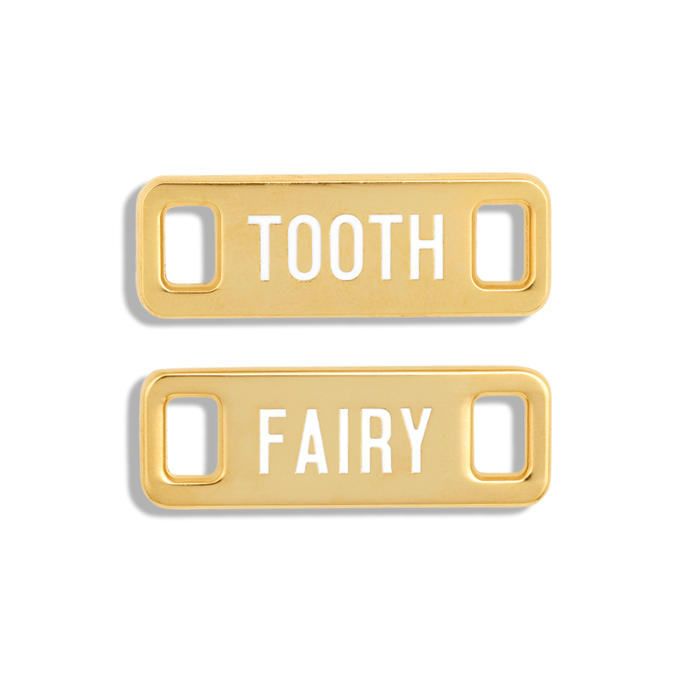 Tooth Fairy Sneaker Charms - V Coterie
