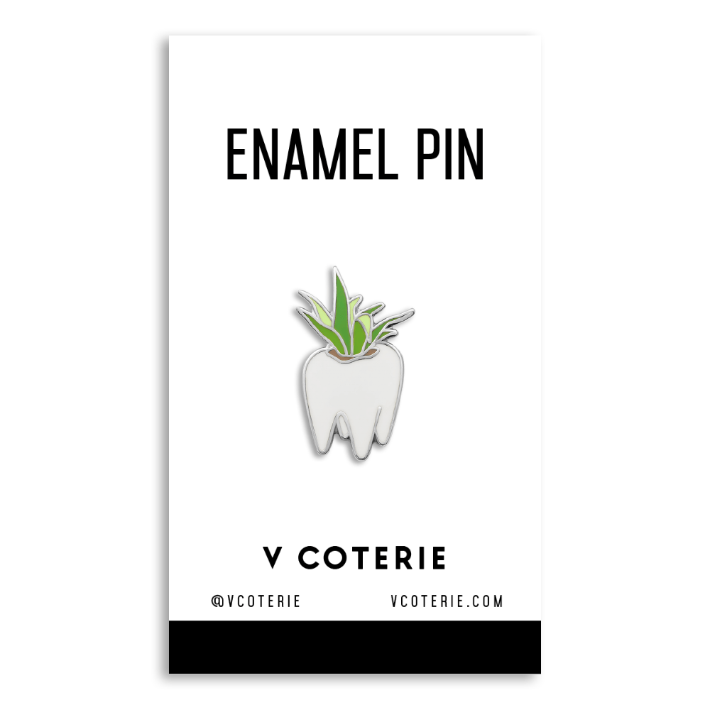 Tooth Planter - V Coterie