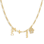 Charm Necklace Builder - Customer's Product with price 250.00 - V Coterie
