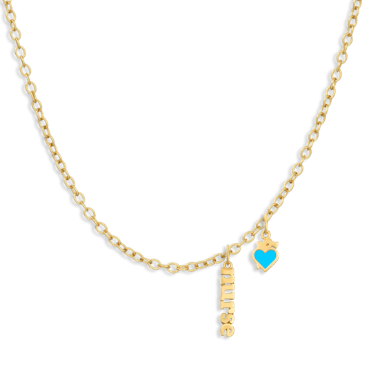 Charm Necklace Builder - Customer's Product with price 140.00 - V Coterie