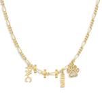 Charm Necklace Builder - Customer's Product with price 284.00 - V Coterie