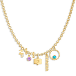 Charm Necklace Builder - V Coterie