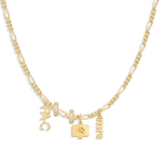 Charm Necklace Builder - Customer's Product with price 256.00 - V Coterie